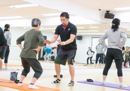 シニア向け健康運動