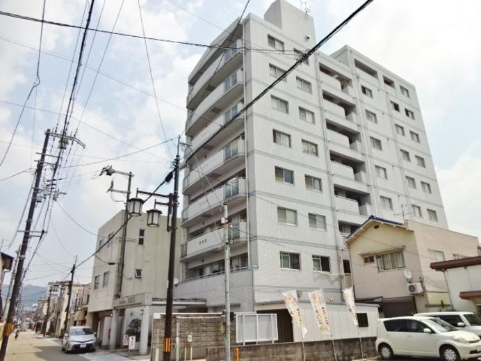 売買 姫路 朝日プラザ野里 中古マンション1