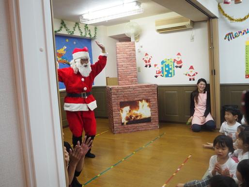 クリスマス会&発表会
