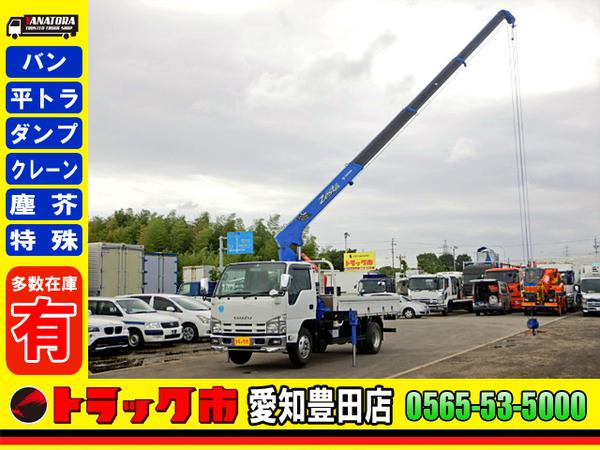 4段クレーン 平 ラジコン付 タダノ 2t 6MT