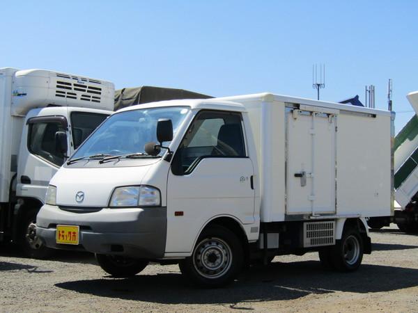 ボンゴトラック 冷蔵車 積載量850㎏ 左サイドドア