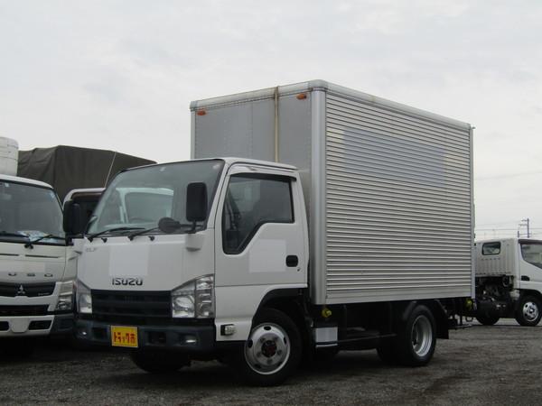 アルミバン 4WD 1.5t 10尺 5MT車