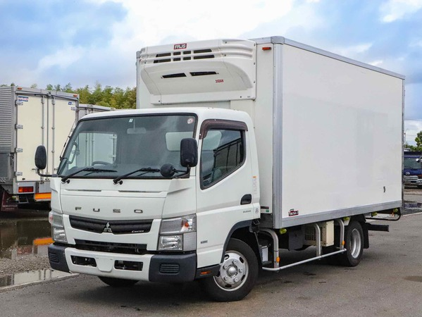 H26年☆全低床/2トン/低温冷凍車/ワイドロング/背高