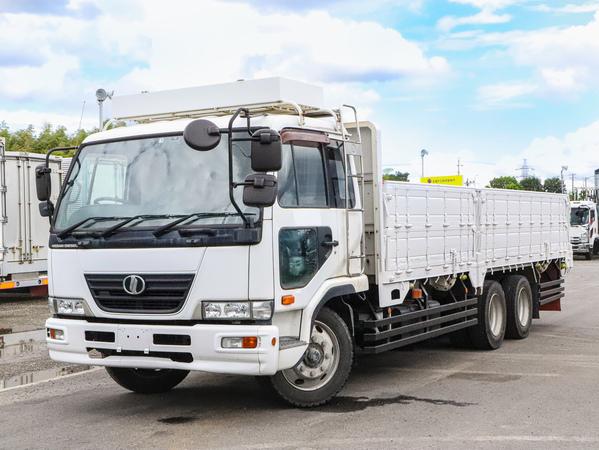 H20年☆11.5トン/増トン/2デフ/平/ベッド付/ワイド