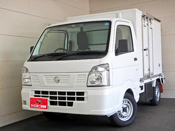 冷蔵冷凍車-25℃設定表示 ツインコンプレッサー 左サイドドア 樹脂スノコ 5MT
