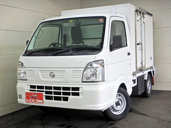 冷蔵冷凍車-25℃設定表示 ツインコンプレッサー 左サイドドア 5MT