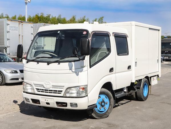 H21年☆Wキャブ/工作車/工具箱車/ダブルキャブ