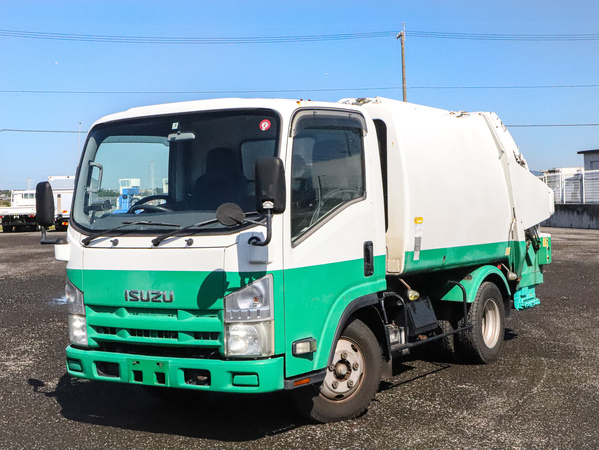 H20年☆2トン/プレスパッカー車/4.3立米/塵芥車/極東