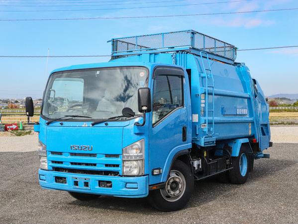 H20年☆6.9立米/3t/ワイド/塵芥車/プレスパッカー車