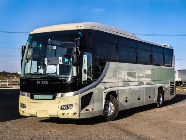 H19年☆大型観光バス/サロン/スーパーハイデッカー