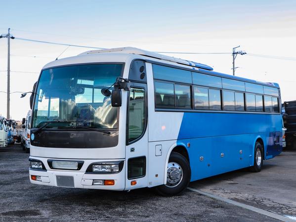 H18年☆47人乗り/観光バス/ハイデッカー/11列/貫通3本/AT