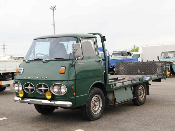 S49年☆旧車レトロ プリンス時代のクリッパー‼︎ LPG仕様に改造