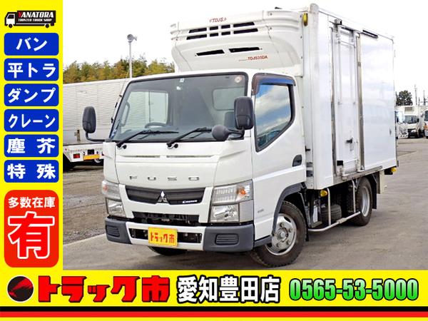 冷蔵冷凍車 -30℃ サイドドア スタンバイ 1.9t 5MT!