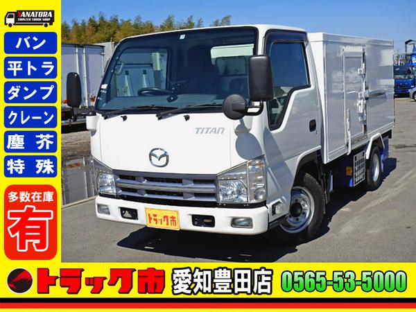 タイタン 冷蔵冷凍車B -30℃~35℃ スタンバイ 1.5t 3人乗 5MT!!