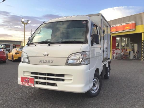 冷蔵冷凍車 DENSO製-22℃設定 左サイドドア ETC キーレス パワーウィンドウ AT車
