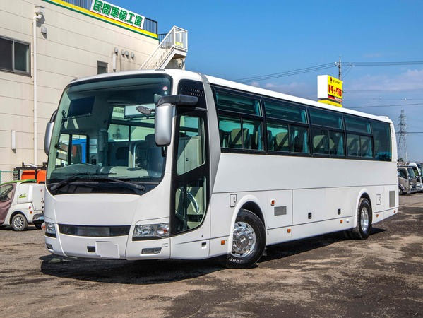 H25年☆42人乗り 観光バス 貫通トランク 10列シート