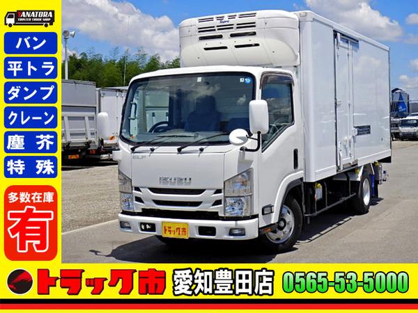 いすゞ エルフ 冷蔵冷凍車 -5℃設定 パワーゲート サイドドア 2t 6MT!