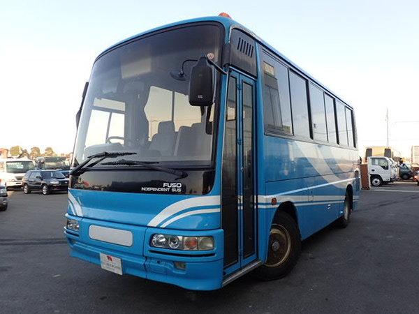 H15年☆29人乗り/フルエアサス/バス