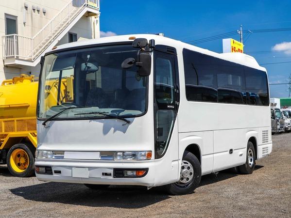 H12年☆リアーエンジン/27人乗りバス
