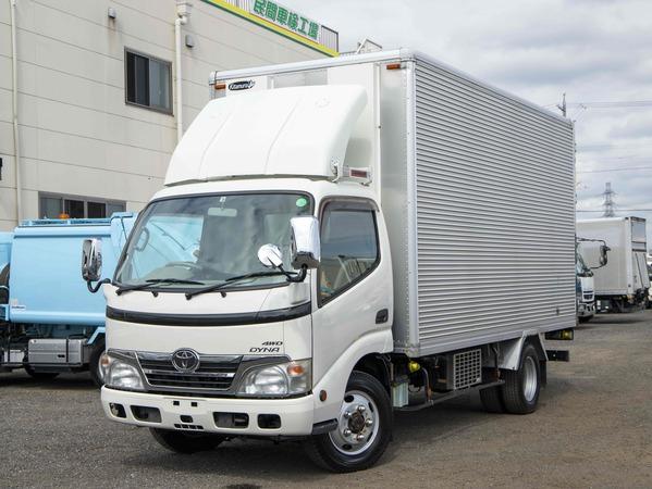 H20年☆4WD 2t 低温冷凍車 背高 標準ロング 5MT -32℃