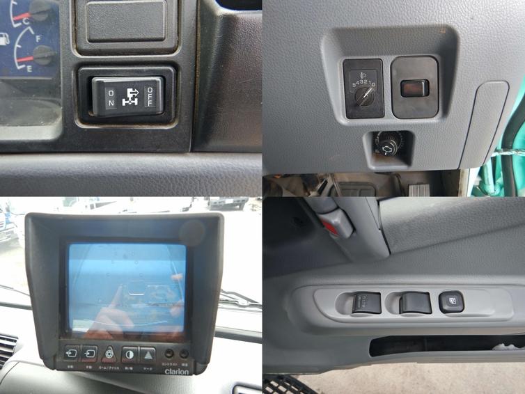 バキューム車 3000L モリタ 電動ホースリール