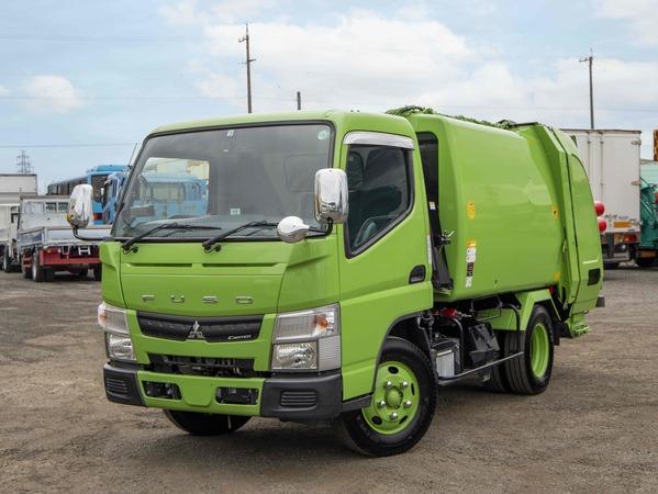 H26年☆2t プレス式パッカー車 容積4.3立米 極東開発