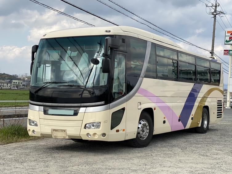 大型観光バス 55人乗り 6MT