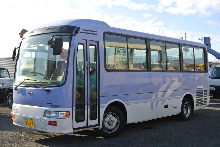 29人乗りバス スーパーツーリング 自動ドア AT車