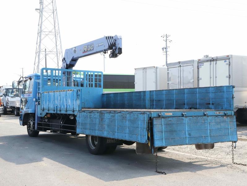 5段クレーン 平 増トン ラジコン付 ワイド ベッド有 6MT