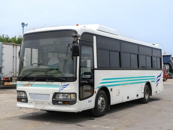 バス 29人乗り 6MT