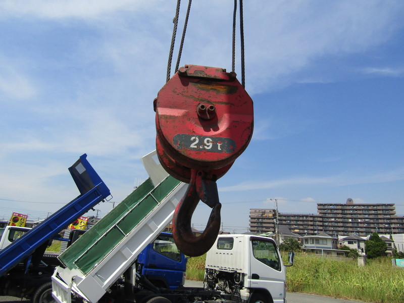 4段クレーン 平 フックイン 6MT