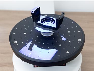 非接触光学式三次元測定スキャナーREXCAN