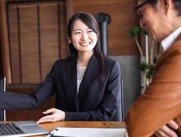 クライアントの要望に真摯に取り組める人材