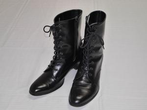 【ブーツ】 販売のみ ¥3,500(税別) 色は黒のみ