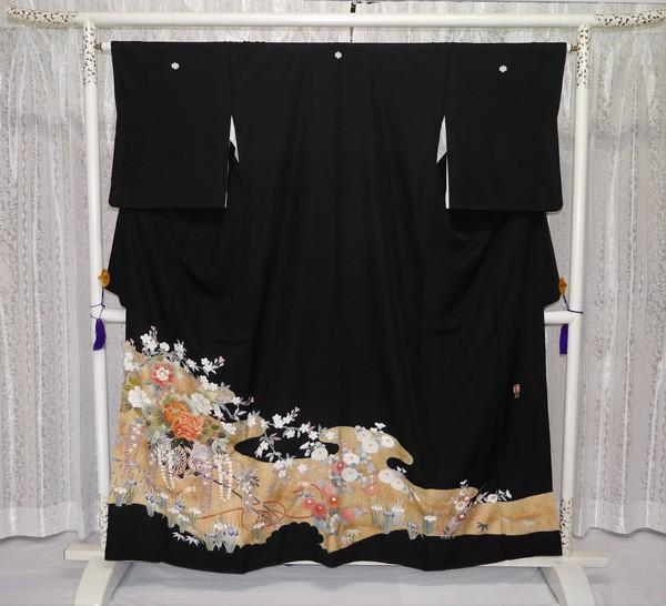 【留袖】008   留袖フルセットレンタル(着付は含まず) ¥30,000(税別)