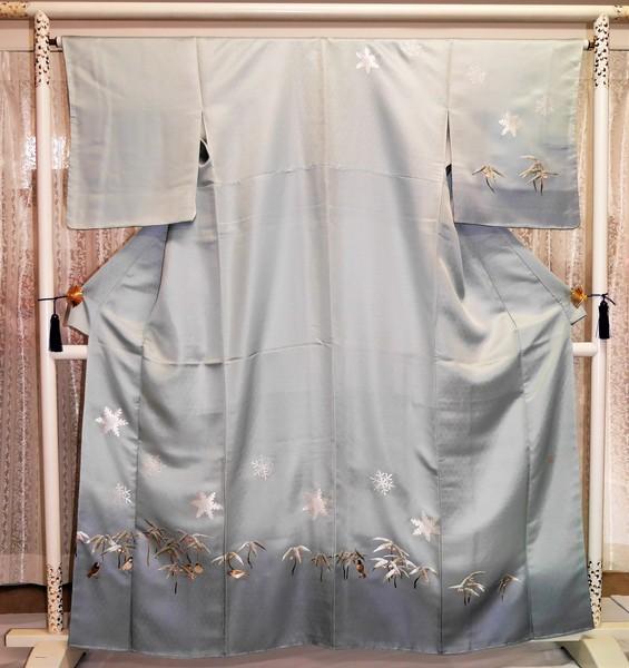 【訪問着】008  訪問着フルセットレンタル(着付は含まず) ¥25,000(税別)