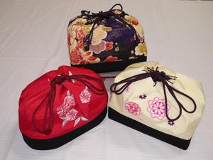 【巾着袋】 ¥1,000~2,000(税別)